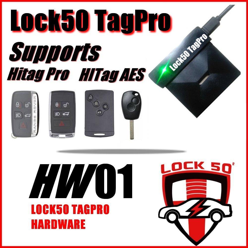Lock50 TagPro